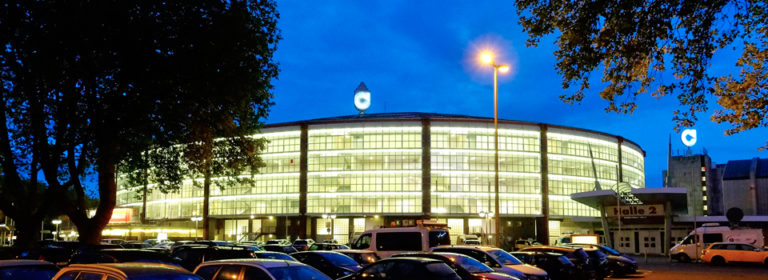 Westfalenhalle Dortmund Materna IT-Forum 2017